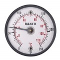 Baker 312FC Magnetic Surface Thermometer, 0 to 250°F (-20 to 120°C)-