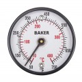 Baker 314FC Magnetic Surface Thermometer, 50 to 750°F (10 to 400°C)-
