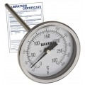 Baker T3006-550 Bimetal Thermometer, 50 to 550°F (0 to 260°C),  -