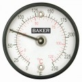 Baker 312FC Magnetic Surface Thermometer, °C-