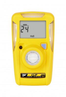 Bw clip 2 year single gas detector.