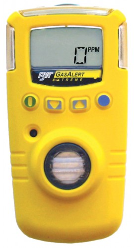 Bw Gaxt V Dl Gasalert Extreme Single Gas Detector
