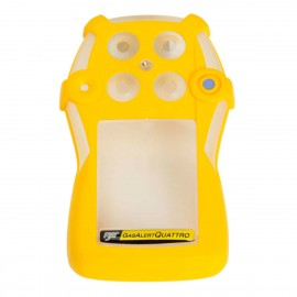 BW QT-FC1 Replacement Front Enclosure for GasAlertQuattro, Yellow-