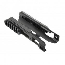 Cadex 4093 M4 Extended Fore End Rail Kit (With 2 rails) Model: Reed Knight-