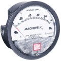 Dwyer 2000-100MBAR Magnehelic Differential Pressure Gauge, 0-100 Millibar, Clearance Pricing-