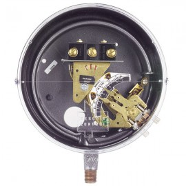 Dwyer DSH-7341-153-24E Bourdon Tube Pressure Switch, Explosion-Proof  Enclosure, Fixed @ 6 75