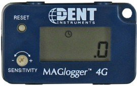 Dent TOUM-4G Time-of-Use Time Data Logger for magnetic fields-
