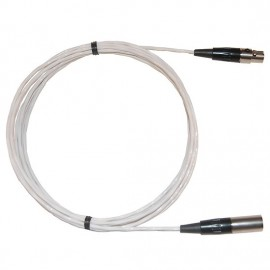 Digi-Sense 121083 RTD Extension Cable, 3-Pin Connector Male to Female, 10'-