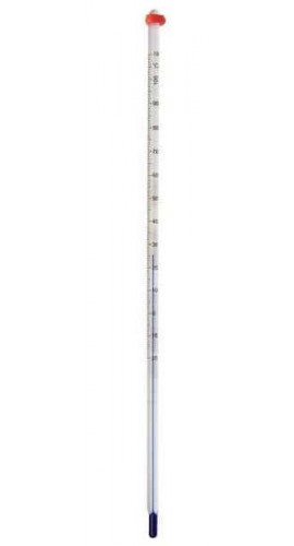 "Digi-Sense 90300-24 Ultra-Low Liquid-in-Glass Thermometer, -50 to 50°C, 3"" Immersion-"