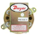 Dwyer 1900 Series Compact Low Differential Pressure Switches-