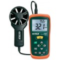 Extech AN100 CFM/CMM Thermo-Anemometer-