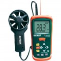 Extech AN200 CFM/CMM Thermo-Anemometer with IR Thermometer-