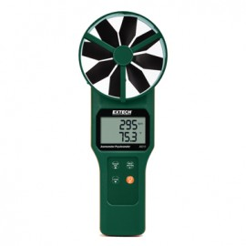 Extech AN300 Large Vane CFM/CMM Thermo-Anemometer-