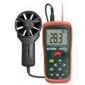 Extech AN200-NISTL CFM/CMM Mini Thermo-Anemometer with built-in IR Thermometer, -