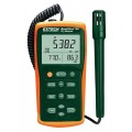 Extech EA80 EasyView Indoor Air Quality Meter/Data Logger-