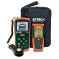 Extech LRK15 Lighting Retrofit Kit with Power Clamp Meter-