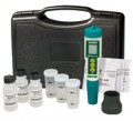 Extech EC510 Waterproof ExStik II pH/Conductivity Meter Kit-