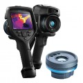 Rental - FLIR E75 Thermal Imaging Camera with 24° Interchangeable Lens, 320 x 240-