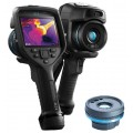 FLIR E75 Thermal Imaging Camera with 14° Interchangeable Lens, 320 x 240-