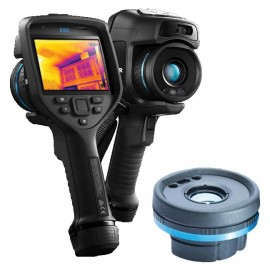 FLIR E85 Thermal Imaging Camera, 384 x 288 with 14° Lens-