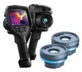 FLIR E75 Thermal Imaging Camera with 14° & 24° Interchangeable Lenses, 320 x 240-