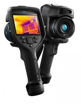 FLIR 78505-0201-NIST E85 Advanced Thermal Imaging Camera with NIST ...