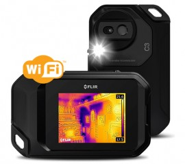 FLIR C3 Compact Thermal Imaging Camera with WiFi-