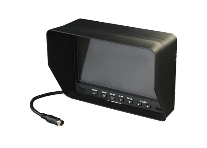 "FLIR Safety Vision 7"" LCD Monitor Kit"