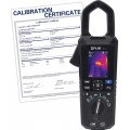 FLIR CM275 True RMS AC/DC Clamp Meter with IGM and Bluetooth, 600A,-