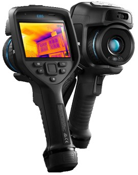 FLIR E85 Thermal Imaging Camera with WiFi, 384 x 288 -