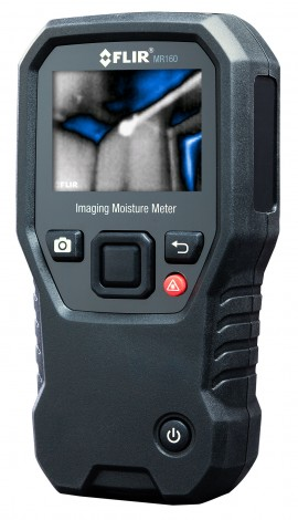 FLIR MR160 Thermal Imaging Moisture Meter-