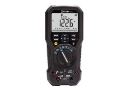 FLIR DM92 True RMS Industrial Multimeter with VFD Mode, 1000V