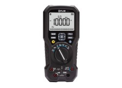FLIR DM93 True RMS Industrial Multimeter with VFD Mode & Bluetooth, 1000V