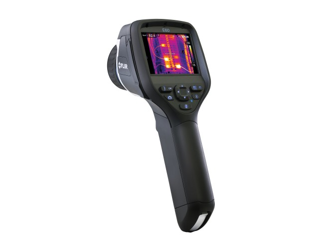 FLIR E60 Thermal Imaging Camera, 76800 Pixels (320 x 240)