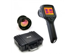 FLIR E60BX-KIT-15 Thermal Imaging Camera Kit with Standard and 15° Lenses & Case