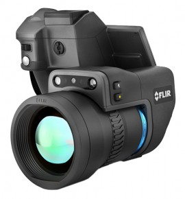 FLIR T1020-28 T1K Series Thermal Imaging Camera (1024 x 768) with 28° Lens-