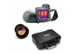 FLIR T420-KIT-15 Thermal Imaging Camera Kit with Standard and 15° Lenses & Case