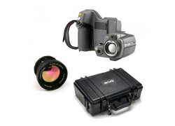 FLIR T440BX-KIT-45 Thermal Imaging Camera Kit with Standard and 45° Lenses & Case