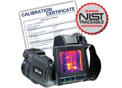 FLIR T620BX Thermal Imaging Camera with 25° Lens, 307200 Pixels (640 x 480) with NIST Traceable Certificate