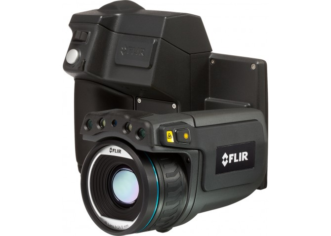 FLIR T640 Thermal Imaging Camera, 307200 Pixels (640 x 480)