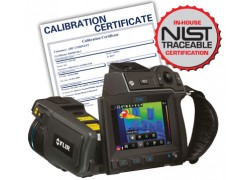 FLIR T640BX Thermal Imaging Camera with 25° Lens, 307200 Pixels (640 x 480) with NIST Traceable Certificate