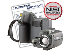 FLIR T440BX Thermal Imaging Camera, 76800 Pixels (320 x 240) with NIST Traceable Certificate