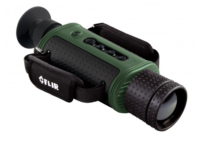 FLIR TS32RPro Scout Thermal Imaging Camera, 76800 (320 x 240)