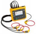 Rental - Fluke 1736 Three-Phase Energy Logger with current probes-