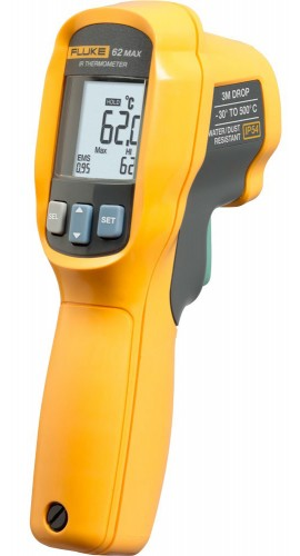 Fluke 62 MAX Infrared Thermometer-