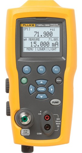 Fluke 719PRO-30G Electric Pressure Calibrator, 30 PSI/2 Bar-