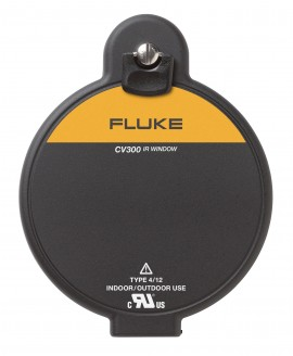 Fluke CV301 ClirVu 75 mm (3 in) Infrared Window, Security Key-