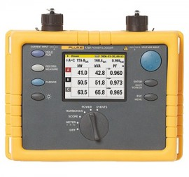 Rental – Fluke 1735 Portable Power Logger