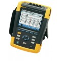 Rental – Fluke 435-II 3 Phase Power Quality and Energy Analyzer with Carrying Case-