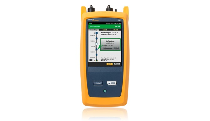 Fiber Certification and Testing products from Fluke Networks on ShopFlukeNetworks